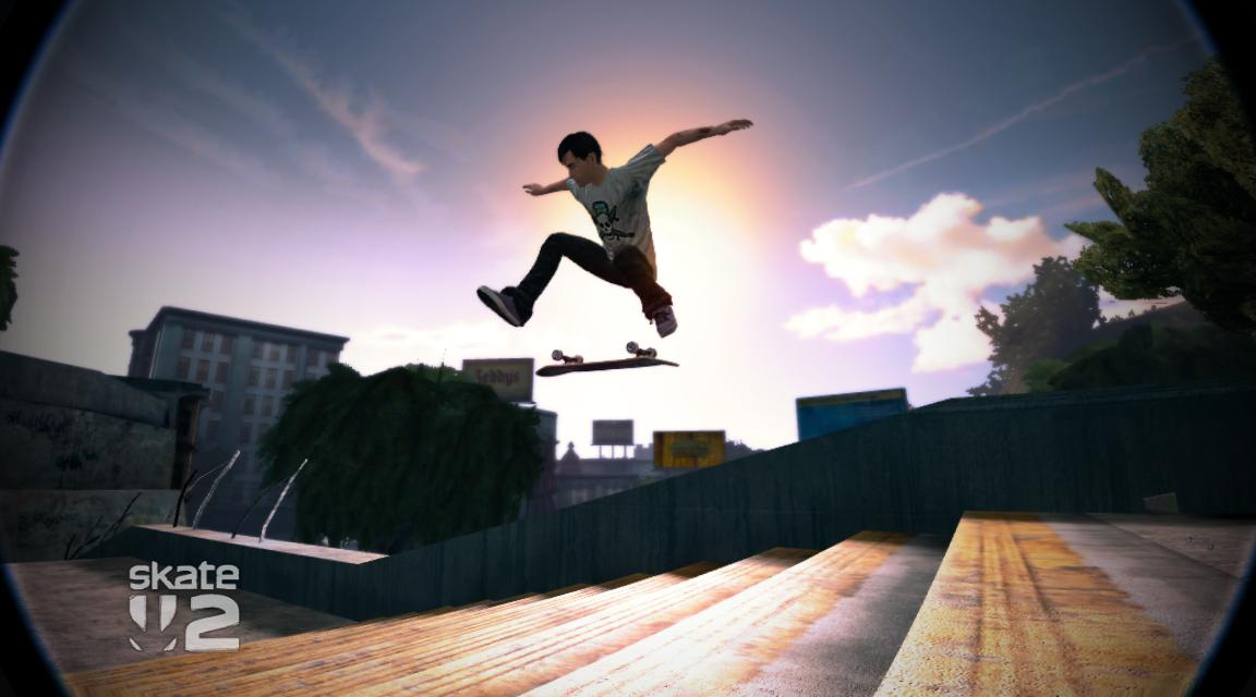 Real Driving Games >> Skate 2 Review- Back on board - User Reviews - www ...