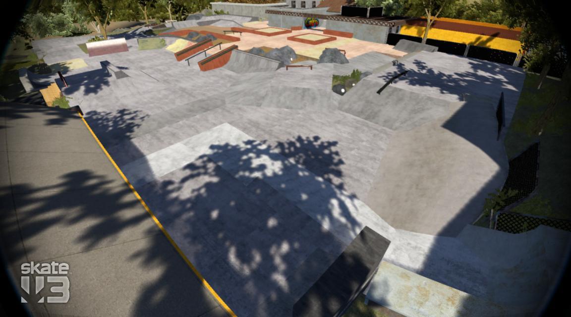Gorilla Kult/ Foundation pres : All my parks (PS3/DLC)
