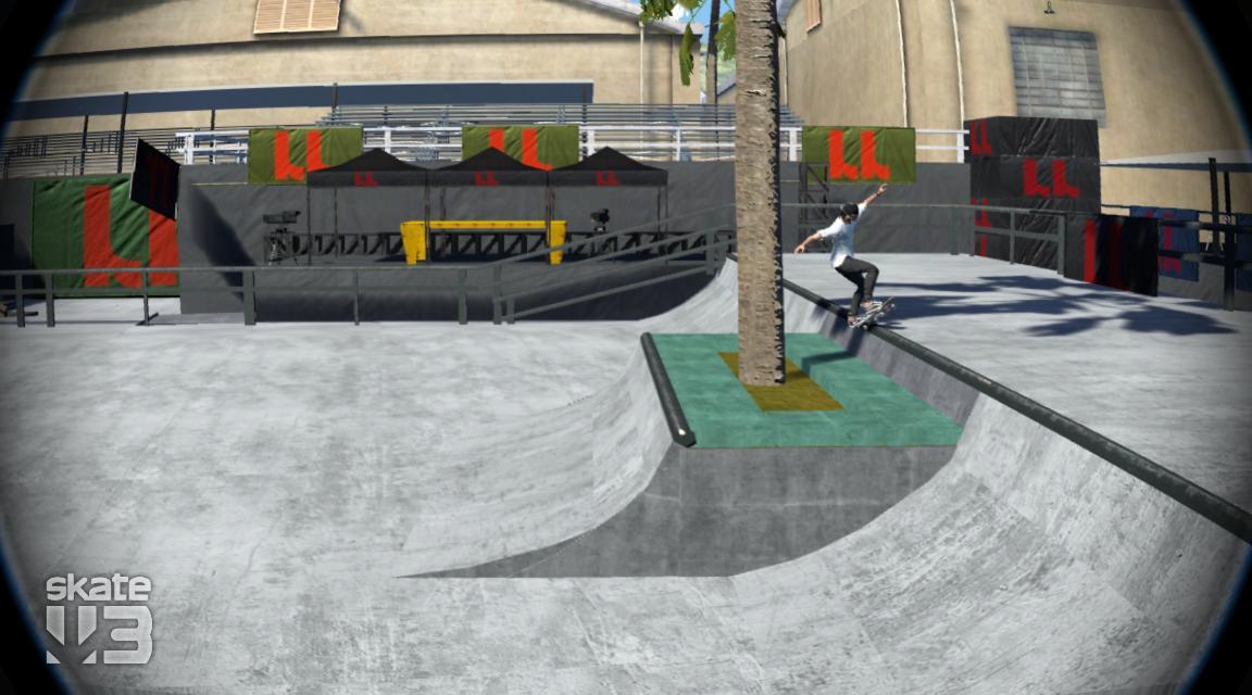 Tampa Pro 2012 & NIKE DAMN AM 2012 - frank004 (PS3) DLC