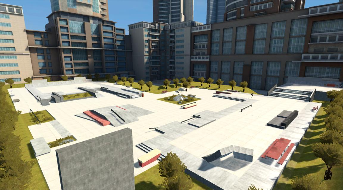 Stingray Plaza [PS3] DLC