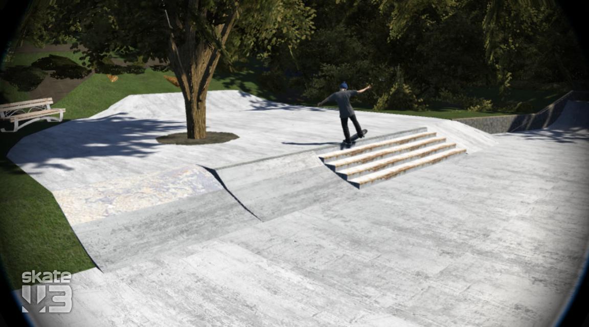 Backyard Skatepark Bmx : Thread Andrew Reynolds Backyard Skatepark Mike x Blitzkow collab(XBOX